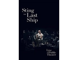 Sting - The Last Ship, DVD