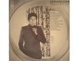 Leonard Cohen - Greatest Hits, CD