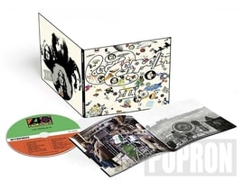 Led Zeppelin - III, CD