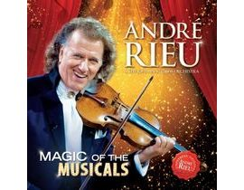 Rieu Andre : Magic Of The Musicals, CD