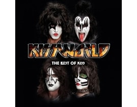KISSWORLD : (THE BEST OF)