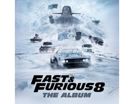 Various Artists Fast & Furious Vol. 8: The Album, CD