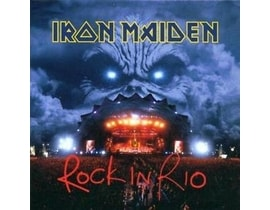 Iron Maiden - Rock In Rio, 2CD