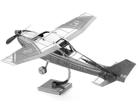 METAL EARTH 3D puzzle Cessna 172 Skyhawk