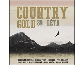 Various : Country Gold 80. léta, CD