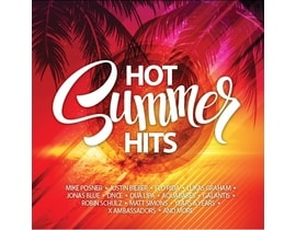 Různí - Hot Summer Hits 2016, 2CD