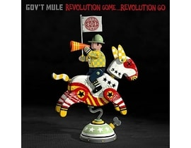 Gov't Mule :Revolution Come...revoltio, CD