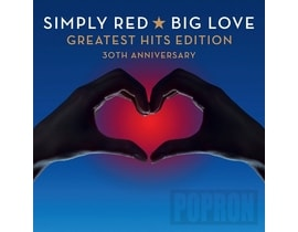 Simply Red - Big Love Greatest Hits Edition, CD