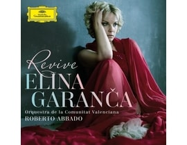 Elina Garanca-Revive, CD
