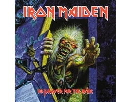 Iron Maiden - No Prayer For The Dying, CD