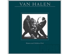 Van Halen - Women And Children First (reedice 2015), CD