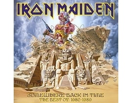 Iron Maiden - Somewhere Back In Time: The Best Of 1980, CD