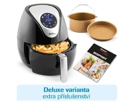Power Air Fryer 2,3L Deluxe