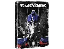 Transformers (Blu-ray) - Edice 10 let - steelbook