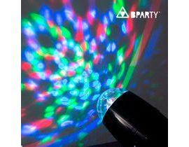 Barevný LED Projektor B Party
