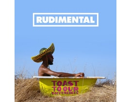 Rudimental : Toast To Our Differences, CD