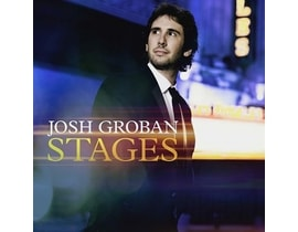 Josh Groban - Stages, CD