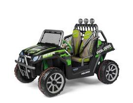Polaris Ranger Green Shadow