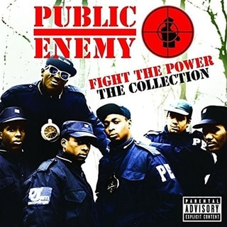 Public Enemy - Fight The Power, CD