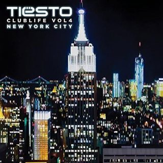 Tiësto - Club Life Vol. 4 - New York City, CD