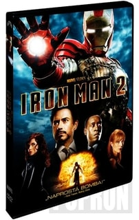 Iron Man 2, DVD