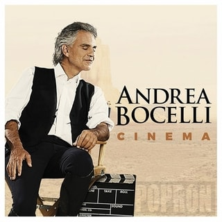 Andrea Bocelli - Cinema, CD