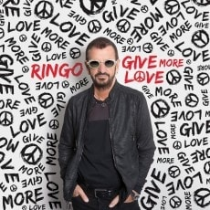 Starr Ringo : Give More Love, CD