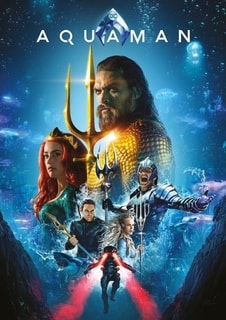 Aquaman, DVD