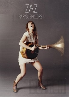 Zaz - Paris, Encore!, DVD