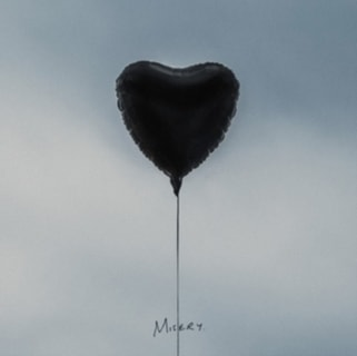 Amity Affliction - Misery, CD