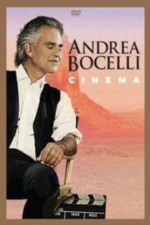 Andrea Bocelli - Cinema, DVD