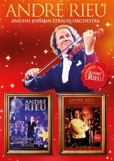 Andre Rieu - Christmas Around The World, DVD