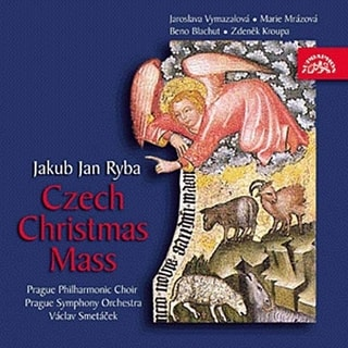 Jakub Jan Ryba - Czech Christmas Mass, CD