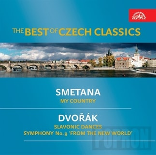 Dvořák A. / Smetana B - The Best of Czech Classics, CD