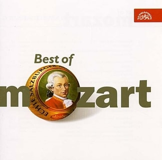 Wolfgang Amadeus Mozart - Best Of, CD
