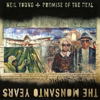 Neil Young + Promise Of The Real - The Monsanto Years, CD+DVD