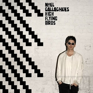 Noel Gallagher´s High Flying Birds - Chasing Yesterday, CD