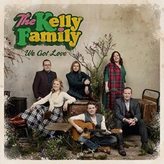 Kelly Family We Got Love, CD