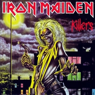 Iron Maiden - Killers, CD