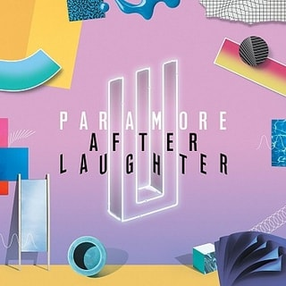 Paramore After Laughter, CD