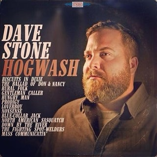 Dave Stone - Hogwash, CD