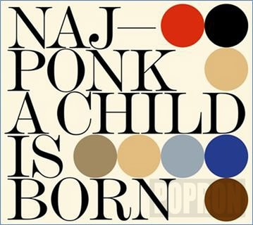 Najponk - A Child Is Born, CD