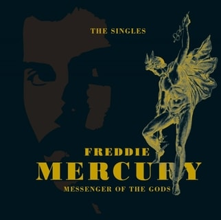 Freddie Mercury - Messenger of The Gods, 2CD