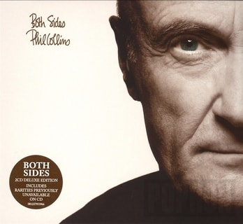 Phil Collins - Both Sides (Deluxe Edition), 2CD
