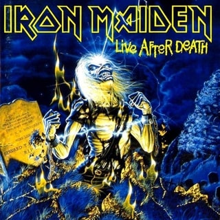 Iron Maiden - Life After Death, 2CD