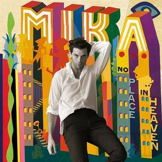 Mika - No Place In Heaven, CD