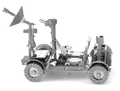 METAL EARTH 3D puzzle Lunar Rover