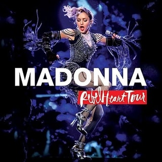 Madonna Rebel Heart Tour, CD