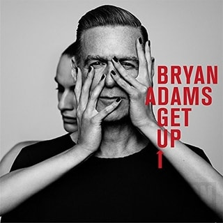 Bryan Adams  - Get up, CD