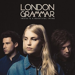 London Grammar  Truth Is A Beautiful Thing, CD